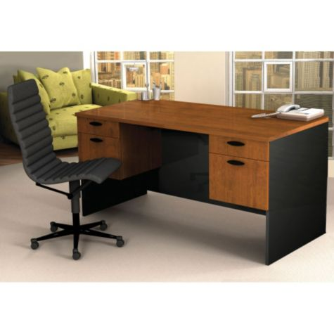 Tuscany Brown Shown in an Office
