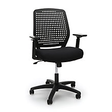Plastic Back Task Chair, 8813411