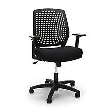 Plastic Back Task Chair, 8813411