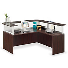 Reception L Desk, BOC-10109