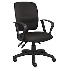 Multi-Function Task Chair with Loop Arms, 8803542