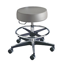 Century Medical Stool in Vinyl, BRC-10908