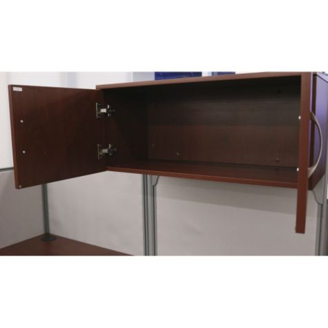 Hanging Cabinet Shown Open