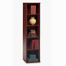 "Series C Five Shelf Bookcase - 72""H, BUS-WC12"