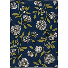 "Caspian Floral Rug 7'10""W x 10'10""D, 8825426"