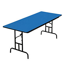"Heavy-Duty Folding Table  - 30"" x 72"", COR-CF3072PXT"