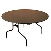 "Round Folding Table - 60"", COR-CF60MR"