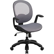Southport Ergonomic Mid-Back Computer Chair in Mesh, 8803008