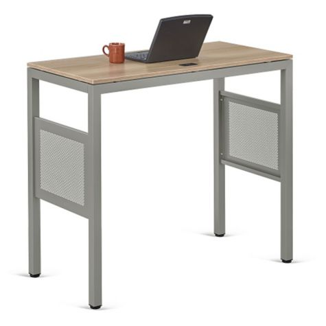 Standing height table desk
