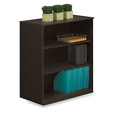 At Work Three Shelf Bookcase , 8807735