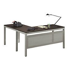 "Reversible L Desk - 60"" x 60"", OFG-LD1221"
