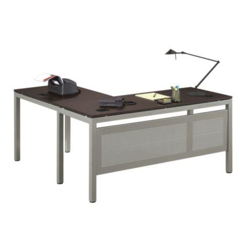 modern office desks furniture. brilliant modern reversible l desk  60 in modern office desks furniture