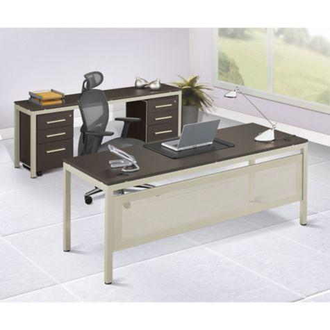Table desk shown in room scene