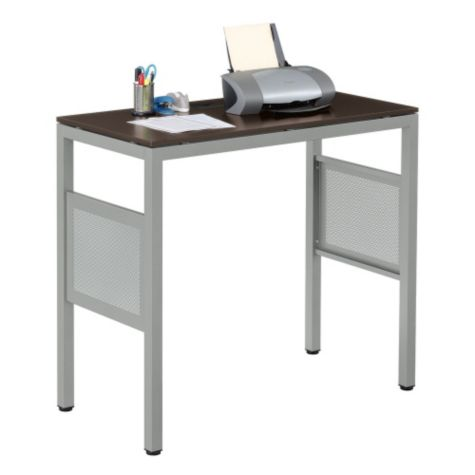 "48""W x 24""D standing height table"