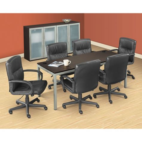 Use as a conference table