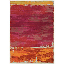 "Expressions Abstract Area Rug 5'3""W x 7'6""D, 8825374"