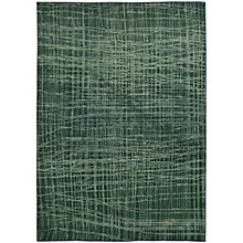 "Expressions Overdyed Abstract Area Rug 7'10""W x 10'10""D, 8825380"