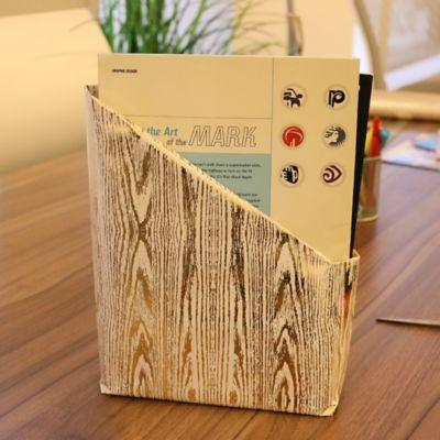 DIY Office Folder Holder