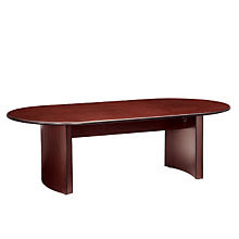 "Racetrack Conference Table - 72"" x 36"", GLO-GRT6ABN"
