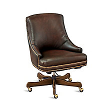 Leather Conference Chair, 8814463