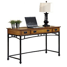 "Modern Craftsman Writing Desk - 54"", HOT-10810"