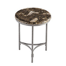 Turn to Stone Round Accent Table, 8801347