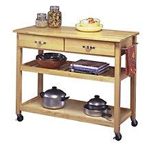 "Kitchen Utility Cart- 44""W, HOT-5216-95"