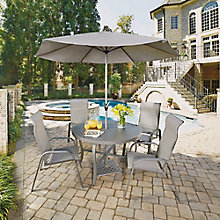7 Pc Rd Outdoor Patio Set, 8827066