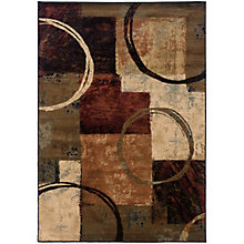 "Hudson Color Block Rug 7'8""W x 10'10""D, 8825438"