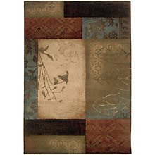 "Hudson Color Block Rug 7'8""W x 10'10""D, 8825436"