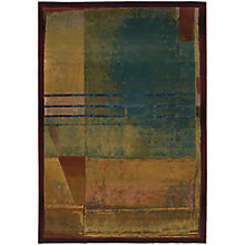 "Kharma II Abstract Rug 7'10""W x 11'D, 8825444"