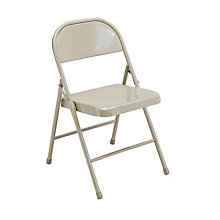 Metal Folding Chair, KRU-101BE