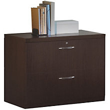"Aberdeen Two-Drawer Lateral File - 36""W, 8802443"