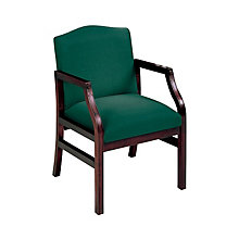 Traditional Guest Chair with Arms, 8813608