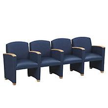 Savoy Four Seater -Designer Upholstery, LES-G4403G4