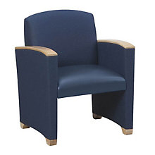 Savoy Guest Chair -Designer Upholstery, LES-G1401G4V