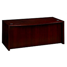 Corsica Bowfront Executive Desk, OFG-DS1037