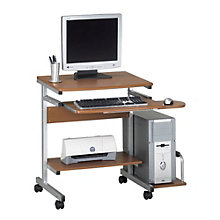 Contemporary PC Desk Cart, MAL-946