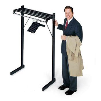 Free Standing Coat Rack - 5' Wide - MAN-DSF5H ...