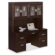 Credenza and Hutch Set, MRN-10757