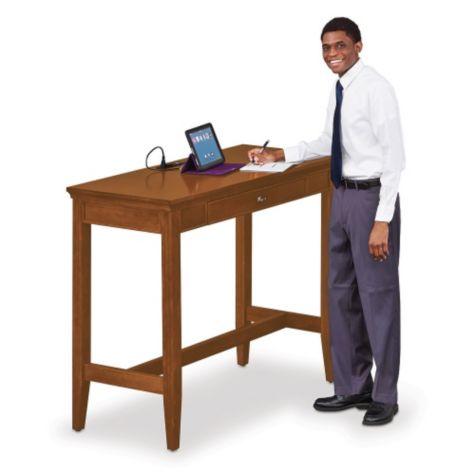 """Desks measures 42"""" high"""