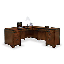 "Kensington L-Desk with Right Return - 68""W, 8801997"