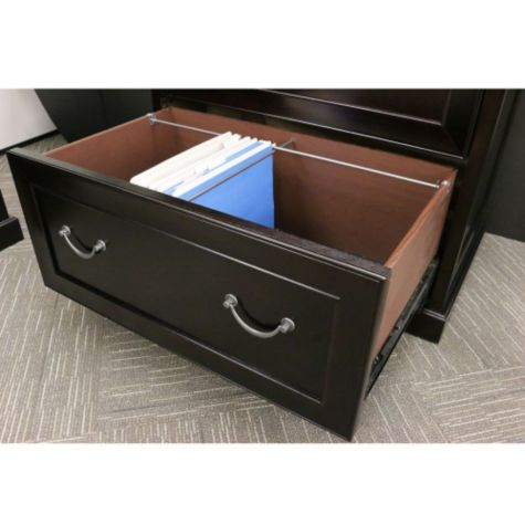 File drawer interior