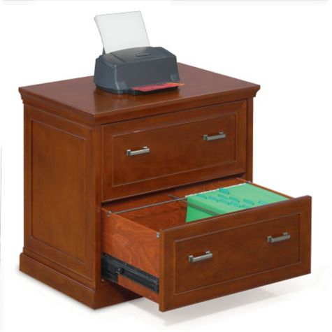 File Drawers can hold both letter/legal files
