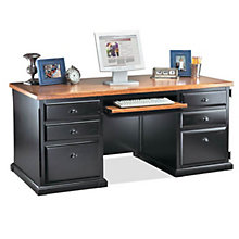 Southampton Onyx Executive Computer Desk, MRT-SO685