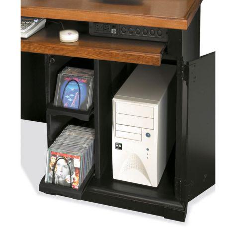PC storage compartment