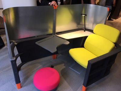 Trends Spotted at NeoCon Spring 2017