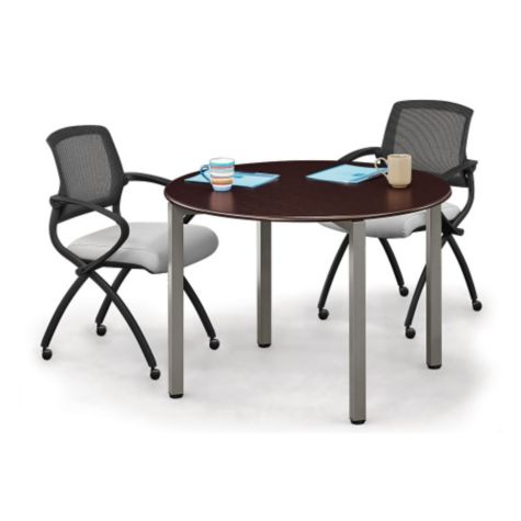 Add extra seats to your meeting or dining area