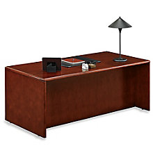 "66"" x 30"" Double Pedestal Desk, 8827156"