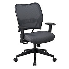 VeraFlex Fabric Mesh Back Computer Chair, 8801992